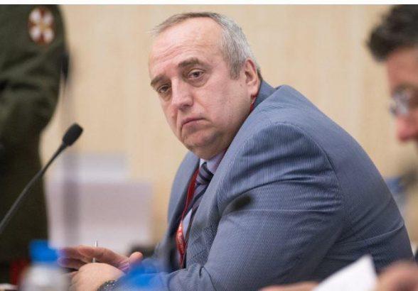 Клинцевич призвал россиян не верить фейкам западных СМИ о коронавирусе