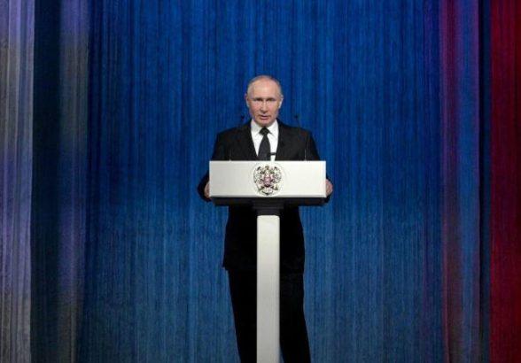 Путин оценил ситуацию с реальными доходами россиян
