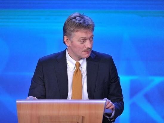 Песков назвал обвал рубля и нефти «временными»