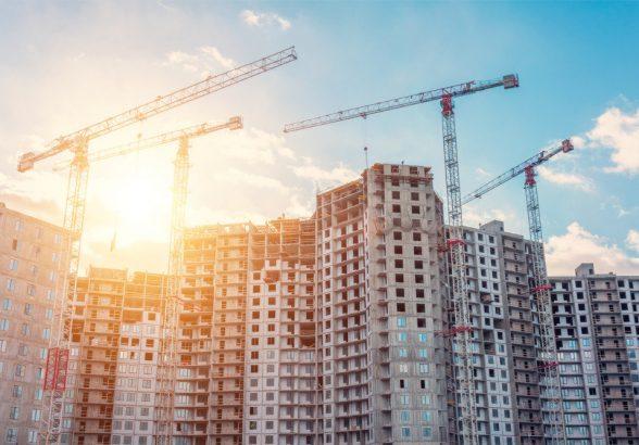 К концу года до 70% квартир будут строить за счет проектного финансирования