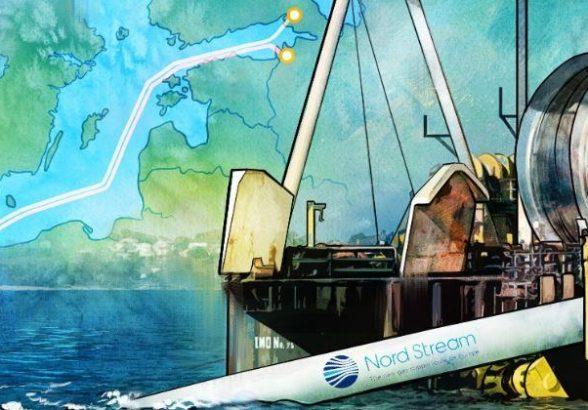 Оператор «Северного потока — 2» назвал сроки завершения проекта