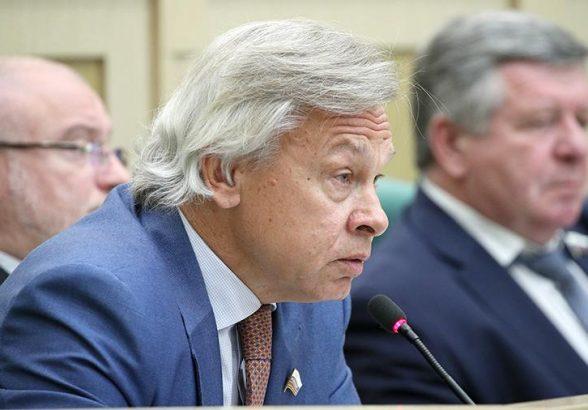Пушков рассказал об уготованной России роли на мировой арене