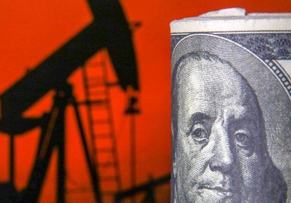 Цена нефти Brent на Лондонской бирже поднялась выше $28 за баррель