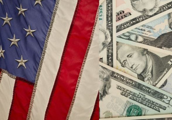 Экономика США погрузилась в рецессию