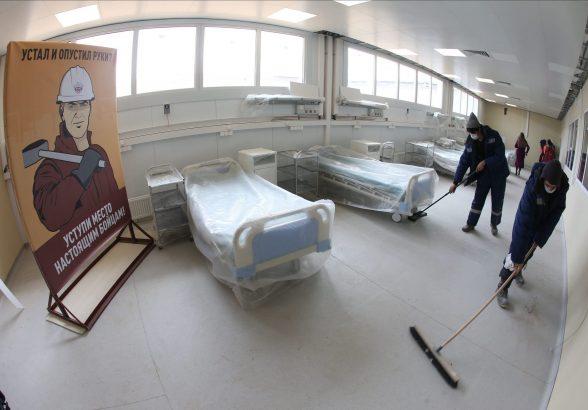 Новые проекты больниц позволят строить их быстрее