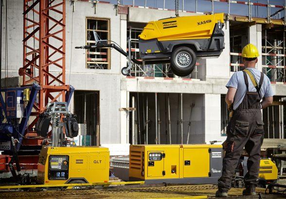 Заказать строительное оборудование в СПб