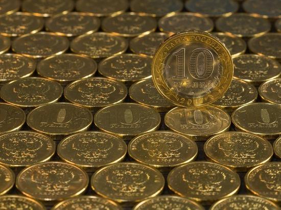 Курс евро превысил 87 рублей впервые с начала апреля
