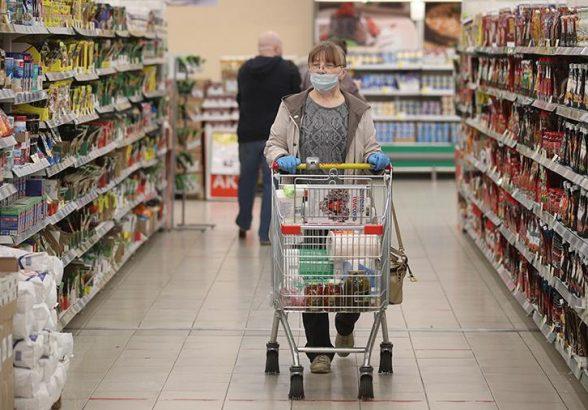 В ФАС не увидели риска роста цен на продукты в России