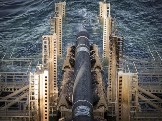 По «Северному потоку — 2» будет поставляться водород