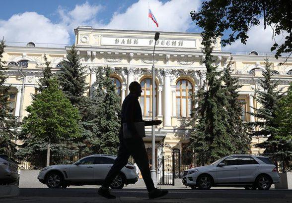 Чистый госдолг России достиг положительных значений
