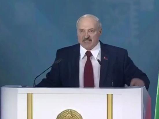 Лукашенко, завизжав, обвинил задержанных россиян в «подготовке бойни»