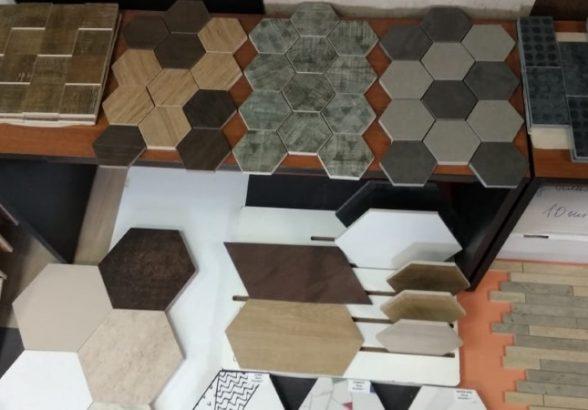 Мозаика из керамогранита — способ сделать интерьер более эстетичным и индивидуальным