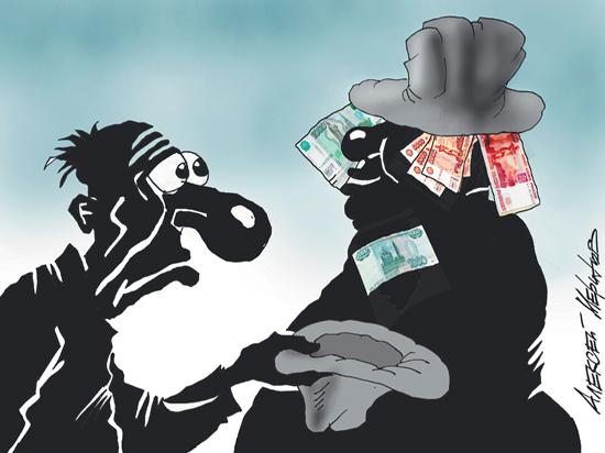 Платить всем безработным по 35000 рублей предложили в Совфеде