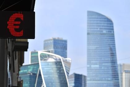 Оценены последствия резкого подорожания евро для России