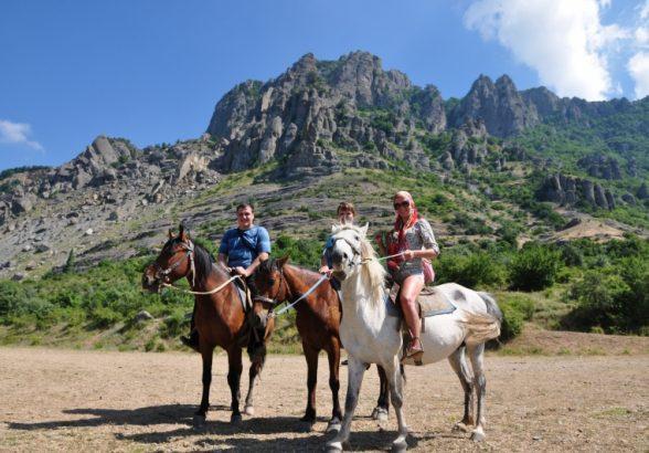 Прогулка по Крыму