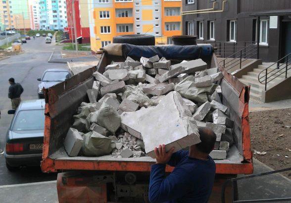 Заказ вывоза мусора в Москве на выгодных условиях