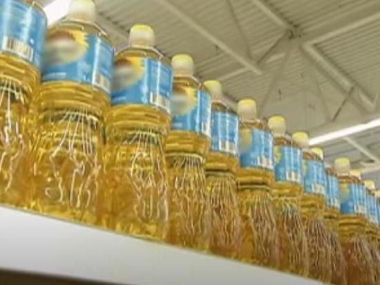 Цены на подсолнечное масло в России установили новый рекорд