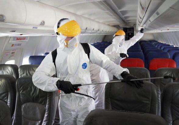 Высоки ли риски заражения коронавирусом в самолете