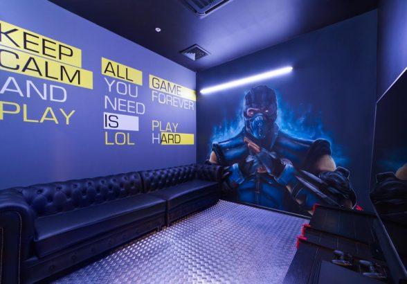 Сколько игровых мест должно быть в кибер-клубе
