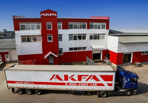 Логистическая компания AKFA
