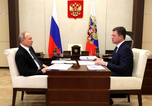 Путин запретил «хулиганить» на топливном рынке