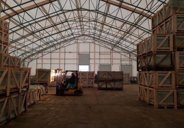 Выгоды строительства тентовых ангаров для склада