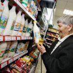 В России продукты за год подорожали в 7,5 раза больше, чем в ЕС