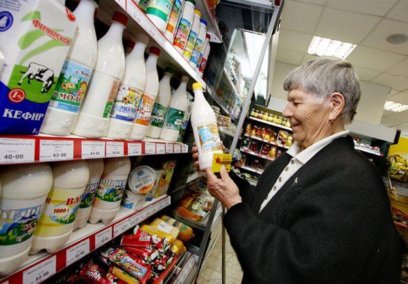 Минпромторг предложил перечислять нуждающимся деньги на продукты