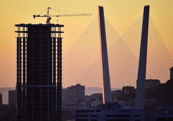 На Дальнем Востоке планируют увеличить строительство жилья в 1,6 раза