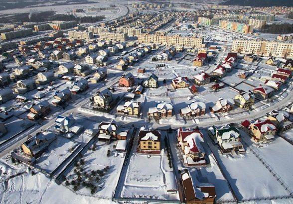 За год спрос на вторичное малоэтажное жилье в России вырос на 15%