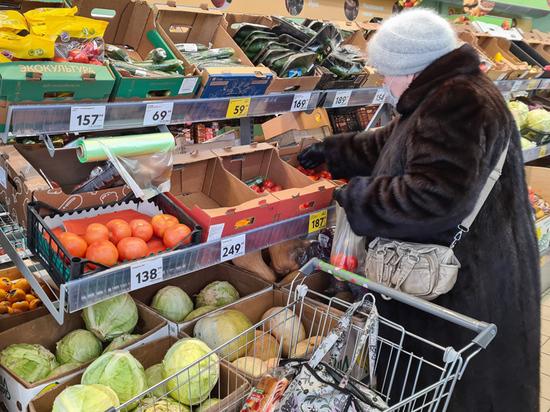 За панику в продовольственных магазинах собрались карать законом