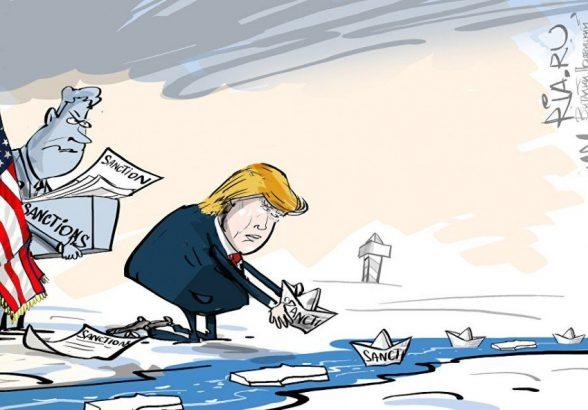 СМИ узнали о планах США ввести санкции против внешнего долга России