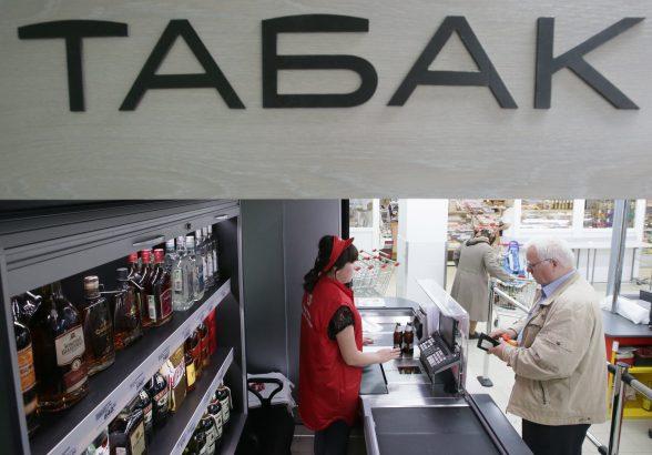 В России ввели минимальные цены на сигареты