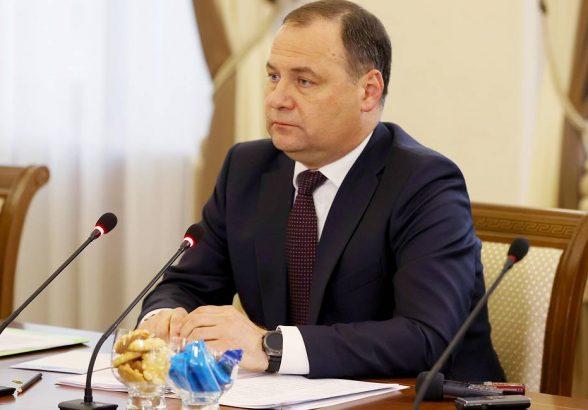 Головченко заявил, что у Минска есть четкий план работы в условиях западных санкций