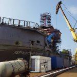 """Амурский завод просит сдвинуть сроки сдачи судна """"Керченский пролив"""" на два года"""