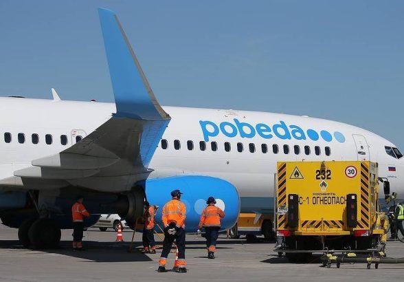 «Победа» отказалась от контрактов на самолеты Boeing 737 MAX