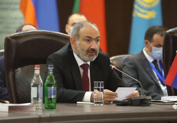 Пашинян отметил важность формирования общего рынка газа, нефти и нефтепродуктов в ЕАЭС