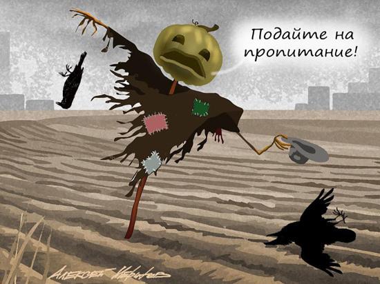 В России наметился картофельный кризис