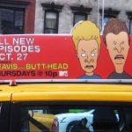 Как правильно разместить рекламу на крыше такси?